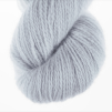 Ägget Grått pullover cardigan Bohus Stickning - 20g patterncolor 211 handdyed angora/merino