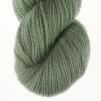 Myrten Grön pullover cardigan Bohus Stickning - 20g patterncolor 297 handdyed angora/merino