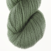 Mörkt Löv pullover cardigan Bohus Stickning - Extra 100g bottenfärg / maincolor 297 angora/merino