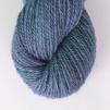 Blå Randen pullover cardigan Bohus Stickning - 25g patterncolor 53 handdyed wool