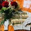 Blomsterrabatten pullover cardigan Bohus Stickning