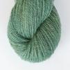 Gröna Ängen helmönstrat front pullover cardigan Bohus Stickning - 25g patterncolor GÄ handdyed wool