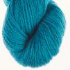 Ägget Blått pullover cardigan Bohus Stickning - 20g patterncolor 259 handdyed angora/merino