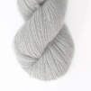 Enfärgad jumper Bohus Stickning - Extra 100g yarn natural gray angora/merino for sizes M, L, XL