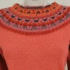 Mandelträdet pullover Bohus Stickning - Mandelträdet pullover kit english instruction