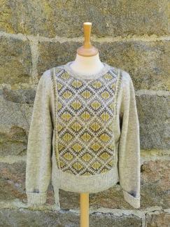 Persern - The Persian pullover Bohus Stickning - Persern jumperkit