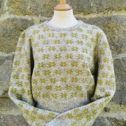 Blomsterstjärnan pullover Bohus Stickning