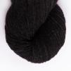 Fjäll pullover and jacket Bohus Stickning - Extra 100g black bottenfärg / gray maincolor lambswool