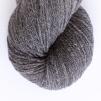 Randiga Loppan helmönstrad front Bohus Stickning - 25g patterncolor drak gray lambswool
