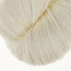 Stora Nejlikan mönsterparti front Bohus Stickning - Extra 100g white bottenfärg / gray maincolor lambswool
