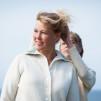 Bleka Skimret jacket kit Bohus Stickning - The Pale Shimmer jacket kit english instruction
