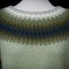 Cocospalmen pullover cardigan Bohus Stickning - The Cocos Palm pullover/cardigan kit english instruction