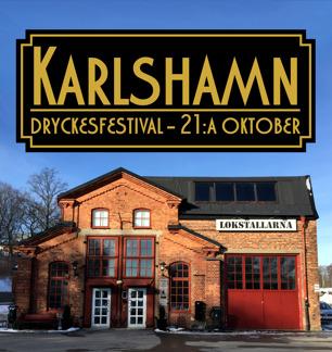 Biljetter till Karlshamn Dryckesfestival - Biljetter till Karlshamn pass 1