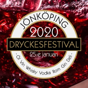 Entrébiljetter - Jönköping Dryckesfestival 2020 - Entrébiljett - Pass 1