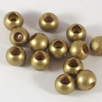 Säkerhetspärlor guld, 10mm