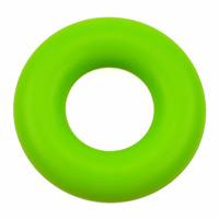 Silikon-bitring ljusgrön