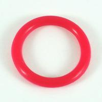 Silikonring röd