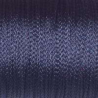 Polyestersnöre, mörkblå, 1,5mm