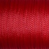 Polyestersnöre röd