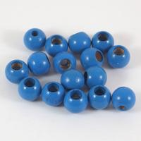 Säkerhetspärlor blå, 10mm