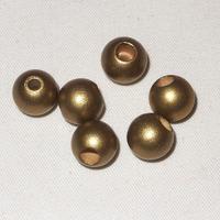 Säkerhetspärlor guld, 12mm