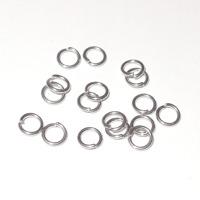 Enkla motringar, silver, 5mm
