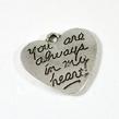 Berlock, hjärta