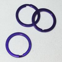 Nyckelring lila, 25mm