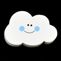Motivpärla leende moln, himmelsblå – utförsäljning