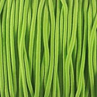 Rundresår, ljusgrön, 2mm