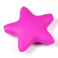 Stor silikonstjärna, fuchsia
