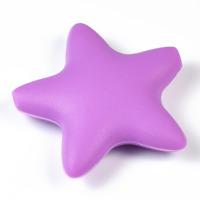 Stor silikonstjärna, lila – utförsäljning