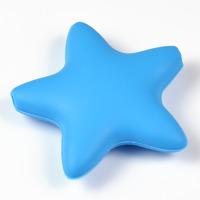 Stor silikonstjärna, blå