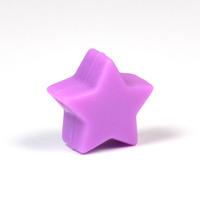 Liten silikonstjärna, lila – utförsäljning