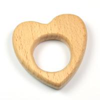 Naturlig träfigur, hjärta