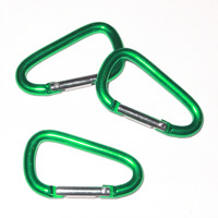 Karbinhake, grön