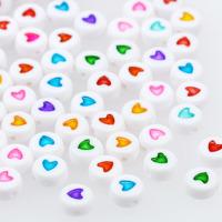 Hjärtan vit-mix