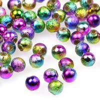 Stardust pärlor i akryl, 6mm