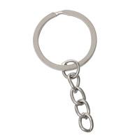 Nyckelring med kedjelänkar, 25mm