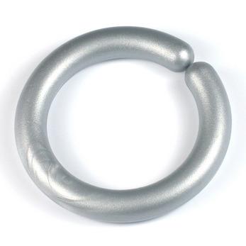Barnvagnsring, silver