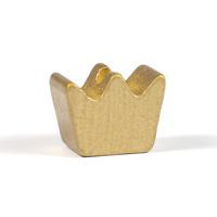 Motivpärla mini-krona, guld