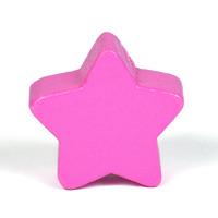 Motivpärla stjärna, cerise – utförsäljning