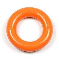 Liten träring utan hål, orange