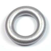 Liten träring utan hål, silver