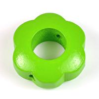 Motivpärla ringblomma, ljusgrön