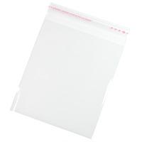 Transparenta plastpåsar, 10x13cm