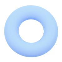 Silikon-bitring ljusblå