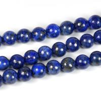 Lapiz lazuli pärlor, 6mm