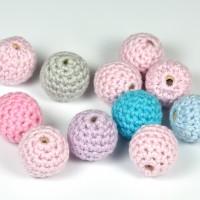 Virkad pärla *LYX*, 21mm – Utförsäljning