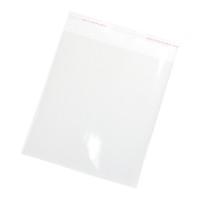 Transparenta plastpåsar, 14x20cm